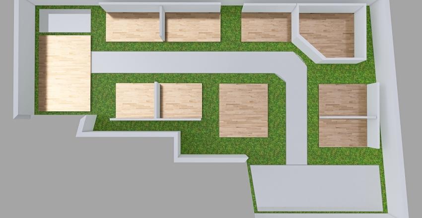 proyecto showroom Interior Design Render