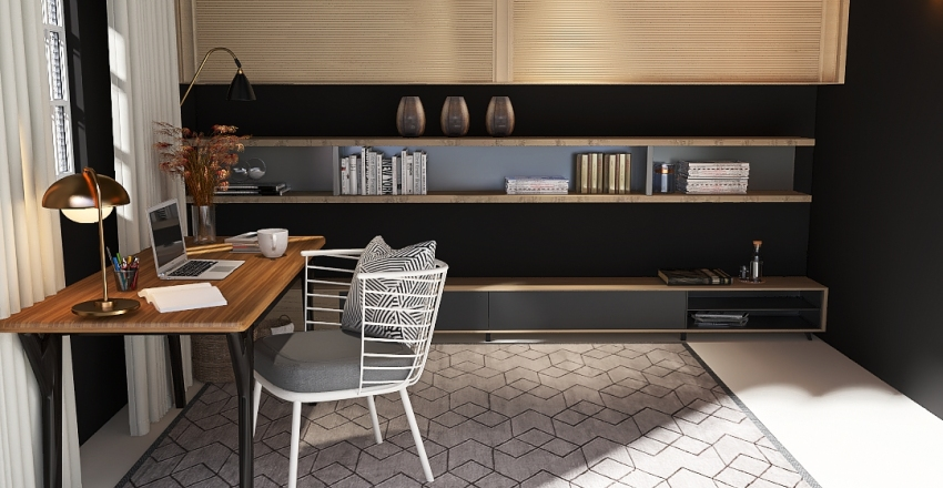 STUDIO FD Interior Design Render