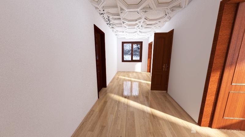Chris Getz_DreamHome Interior Design Render