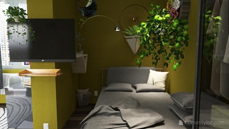 myroom Interior Design Render