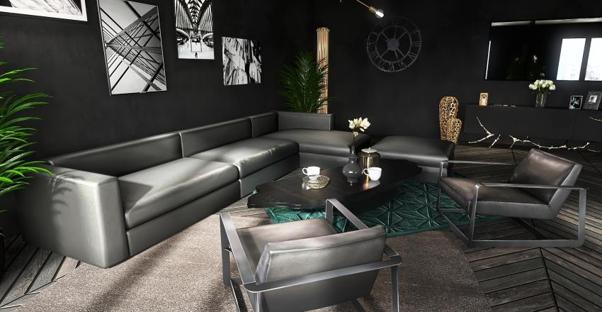 #4. Interior Design Render