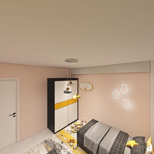 عمر 2020 Interior Design Render