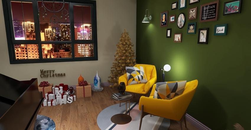 v2 Interior Design Render