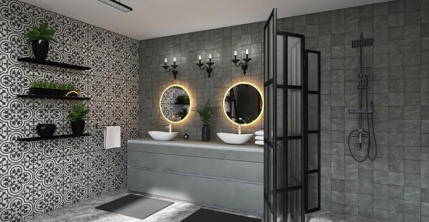 #3. Interior Design Render