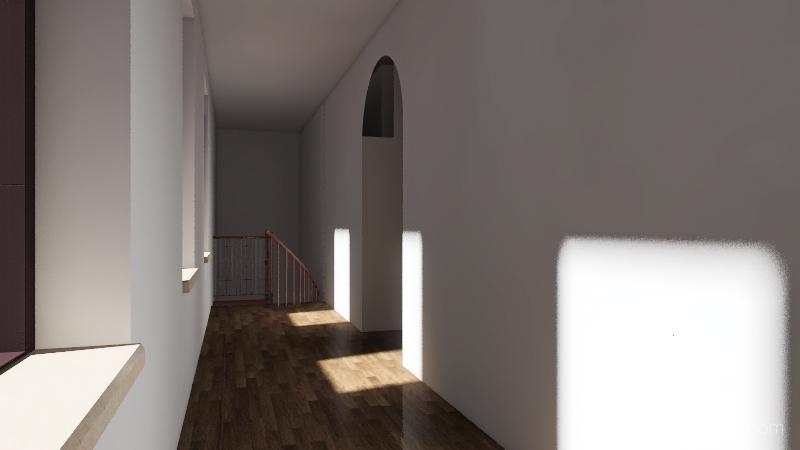 malcolm castiglione Interior Design Render