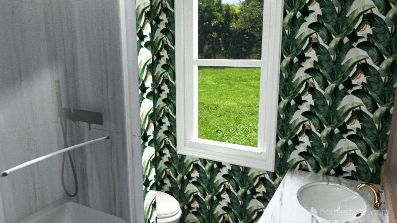 825 House Interior Design Render