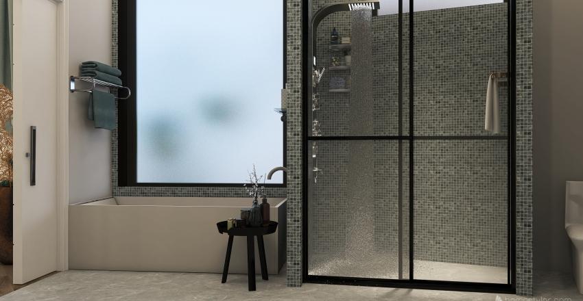 #HSDA2020RESIDENTIAL Un Sueño de Placer Circular Interior Design Render