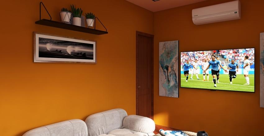Copy of Studio Interior Design Render