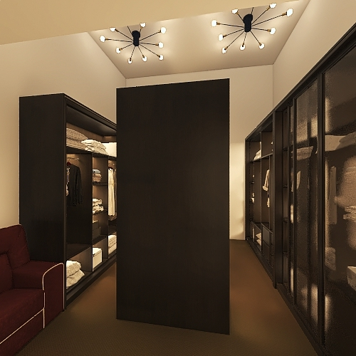 Snowflake Interior Design Render