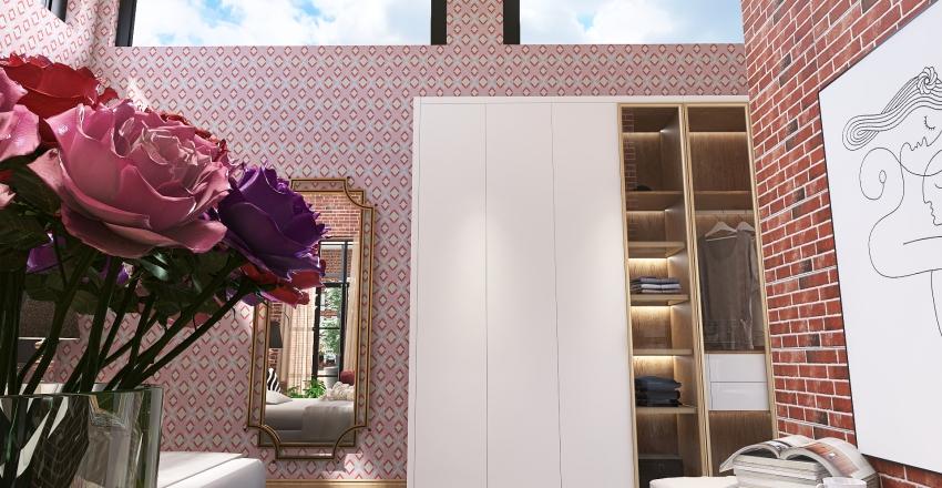 Zoe's house in the park Interior Design Render
