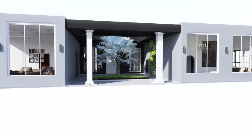 بيتي Interior Design Render