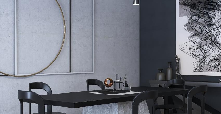 #HSDA2020 Kitchen  #HSDA2020Commercial Interior Design Render
