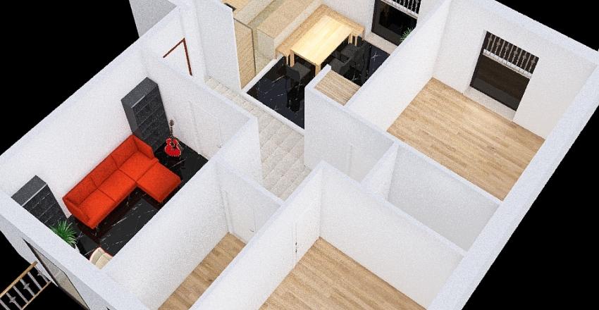 Copy of Copy of San Ruffillo Interior Design Render