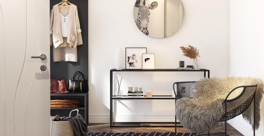 Ingresso Interior Design Render
