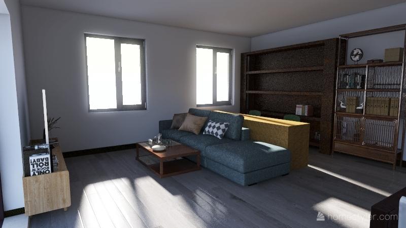 star Interior Design Render