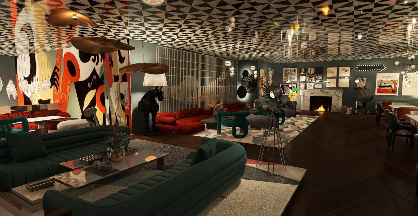 jaz Interior Design Render
