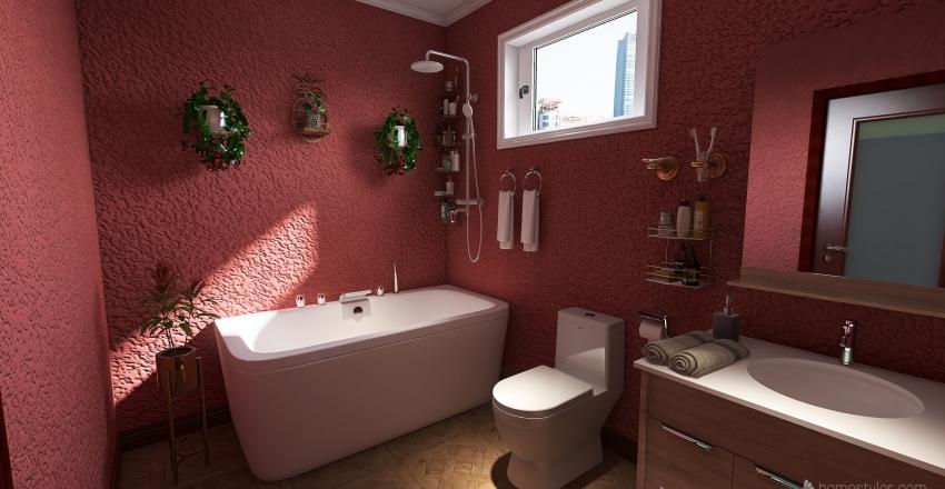 Small apartment design 2020 Dec 7th Interior Design Render