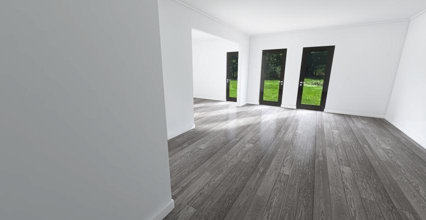 Casa da Patricia Interior Design Render