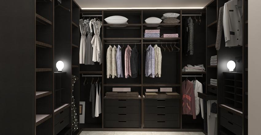 VILLA MR-ADEL BEDROOM Interior Design Render