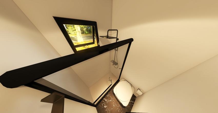 Apto 1 Interior Design Render