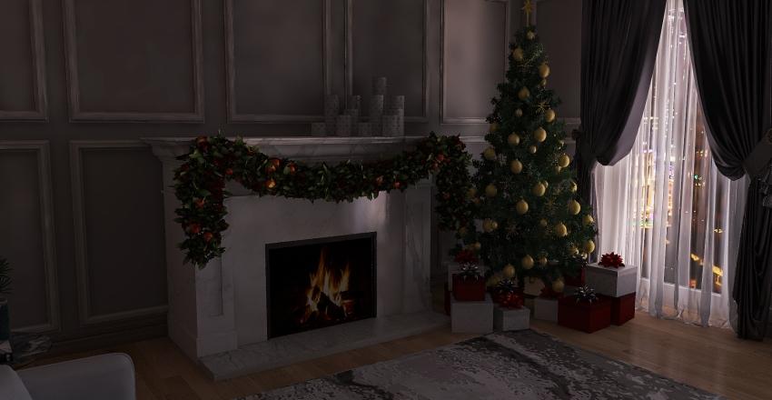 The Night Before Christmas (W.I.P) Interior Design Render