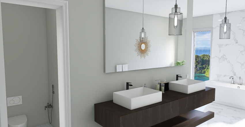 проект Interior Design Render