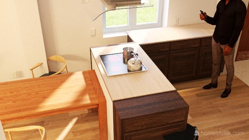 poprawne wymiary Interior Design Render