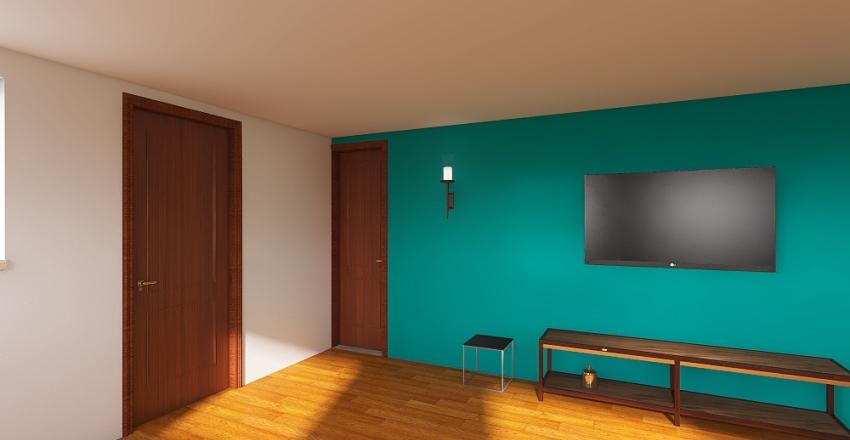 CASA Las Cañas Interior Design Render