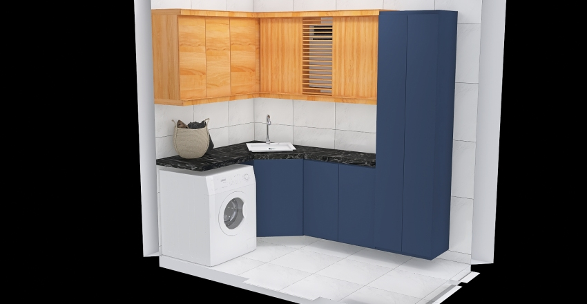 Fabiana 4/4 Interior Design Render