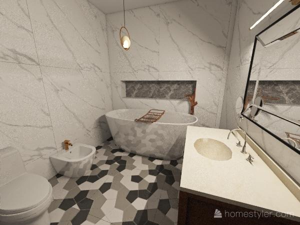 Sant'elia Interior Design Render
