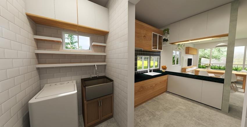 #HSDA2020Residential - Gravatá Interior Design Render