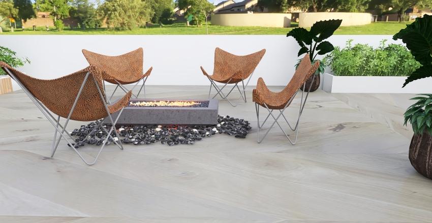 #HSDA2020 Residential Summer Villa Interior Design Render