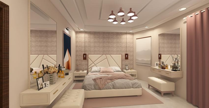 ch. jumelles Interior Design Render