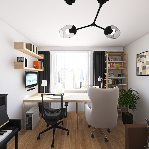 v2_Kondukt Sara 2 Interior Design Render