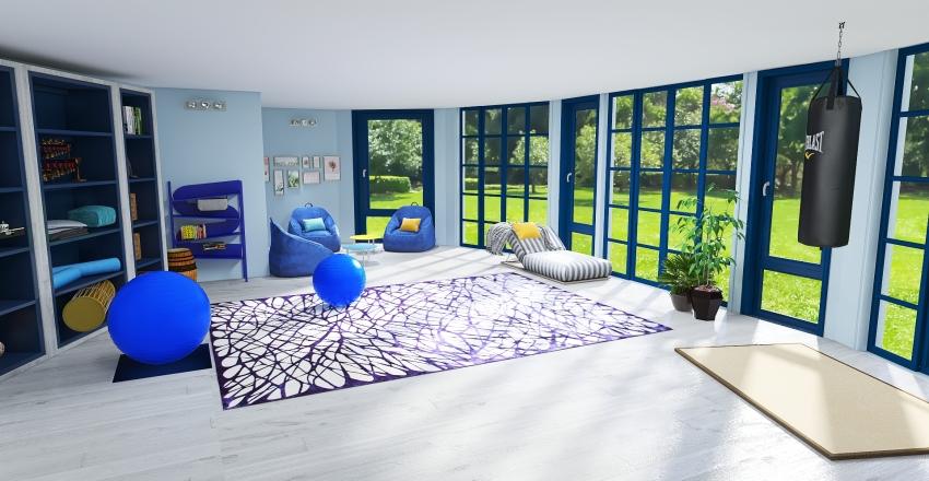 salepsychomotideale Interior Design Render