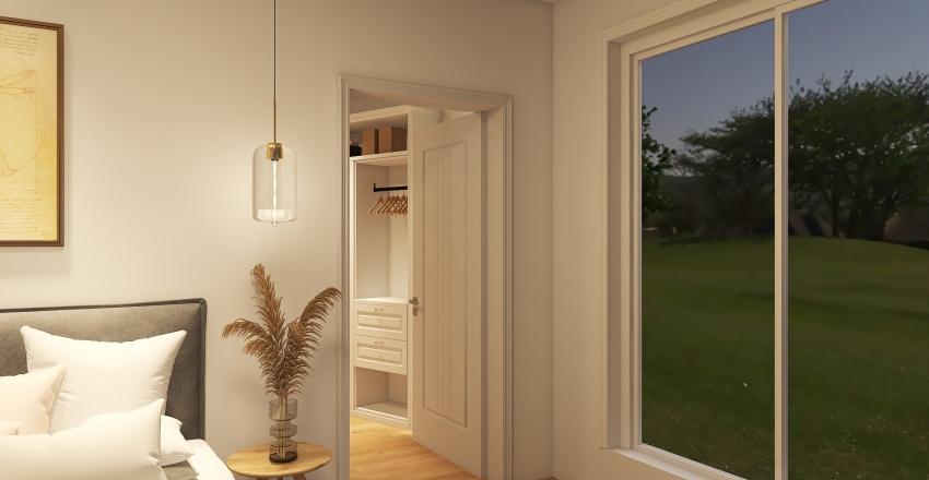 mastersuite Interior Design Render