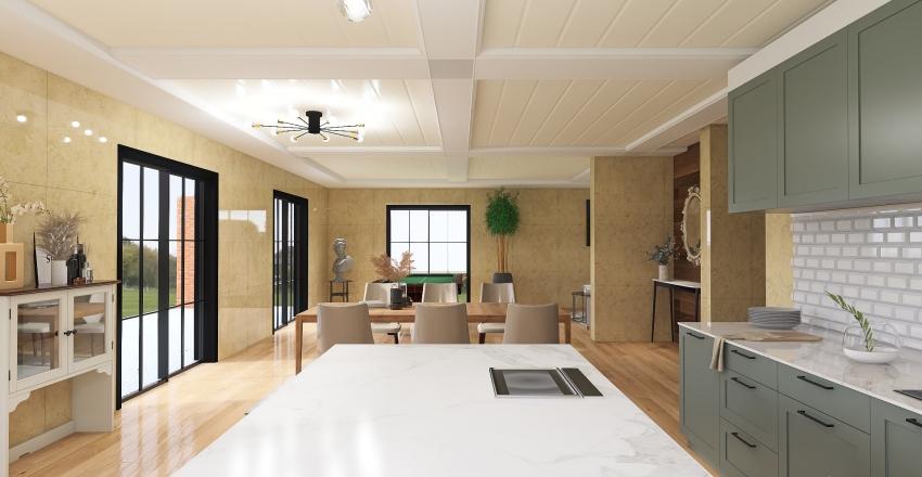 colico5 Interior Design Render