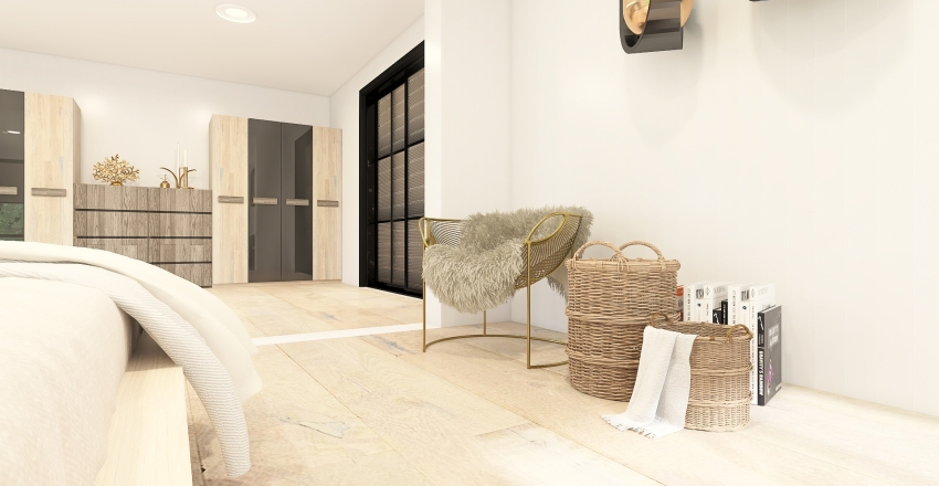 Lyx Container  Interior Design Render