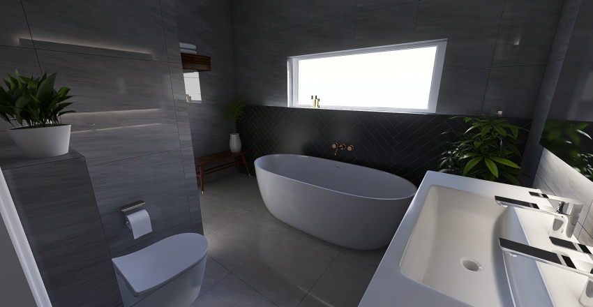 Copy of Final Full House Different indeling 2 Interior Design Render