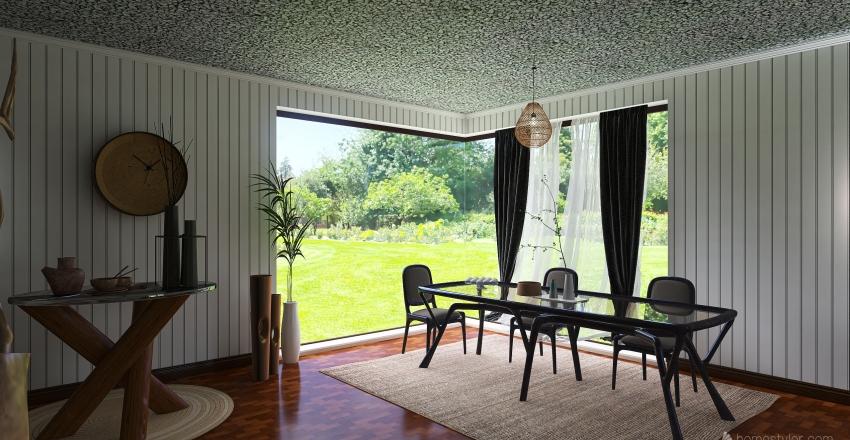 kitche1 Interior Design Render