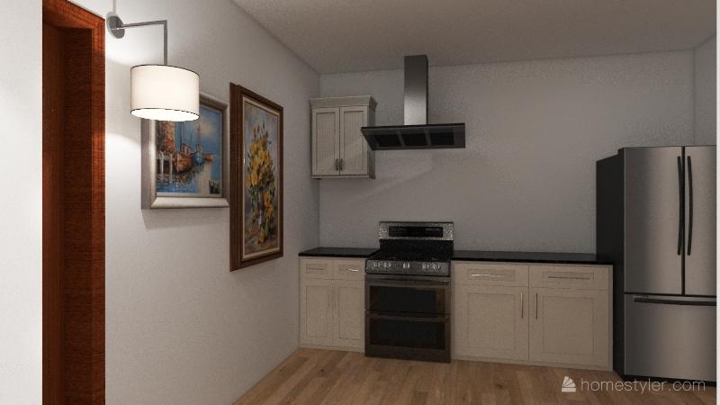 Walmsley Floorplan Interior Design Render