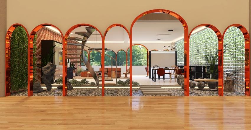 221 Interior Design Render