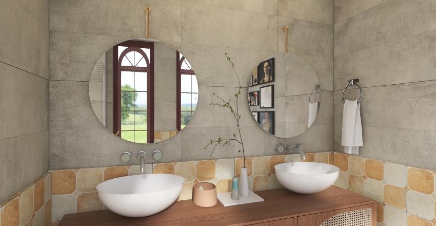 Inspiração  Interior Design Render