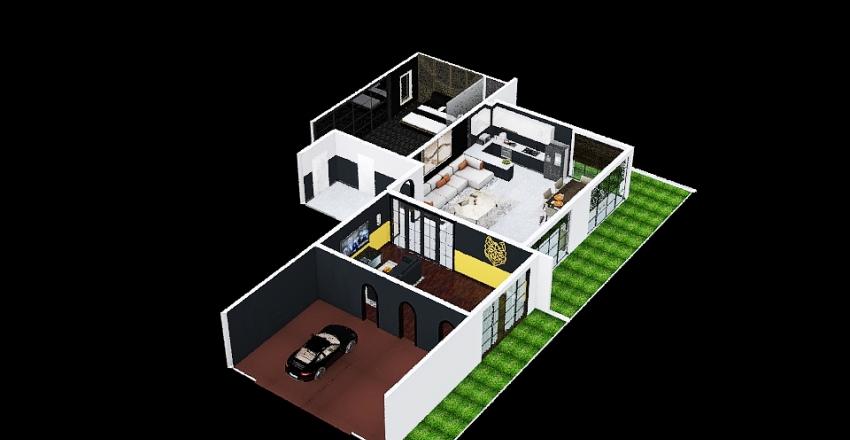 v2_best d Interior Design Render