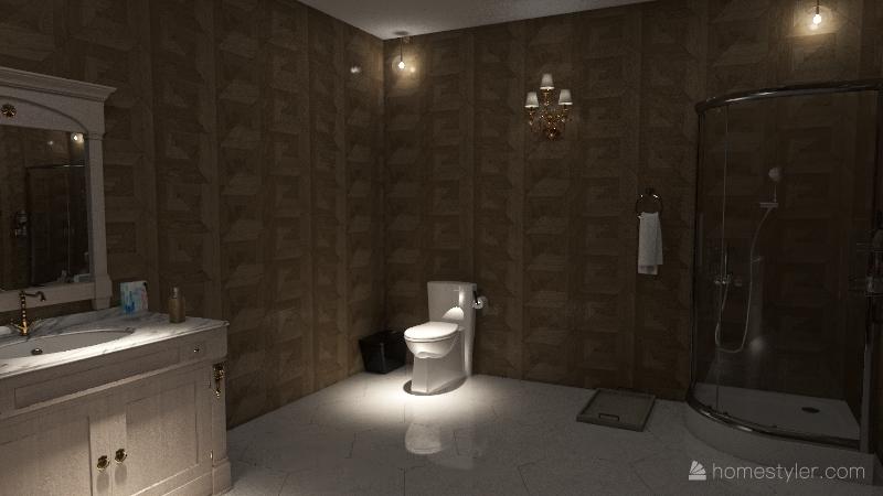 Primer Casa Interior Design Render