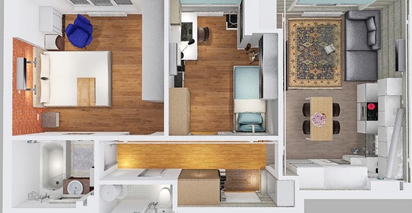 Apartment (new Homestyler version) Interior Design Render