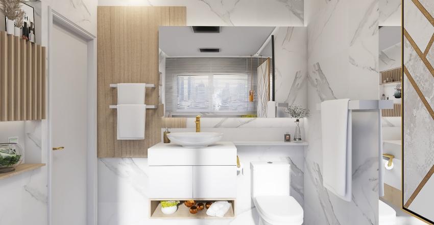 Luiz Fabiano Mendes - UPK Interior Design Render