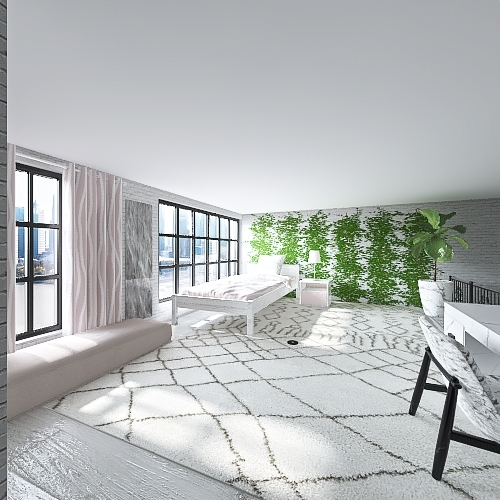 Home.3 Interior Design Render