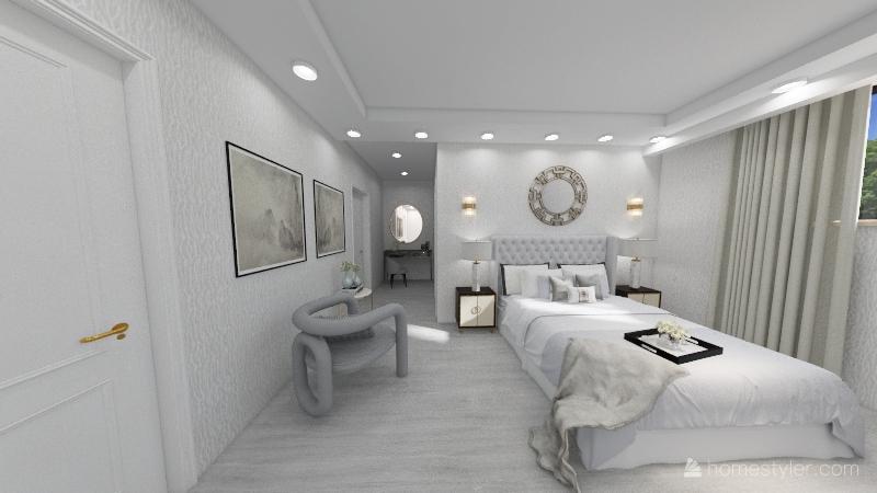 Projet Aria - Meubles Interior Design Render