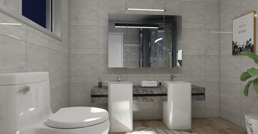 Peaceful home<3 Interior Design Render